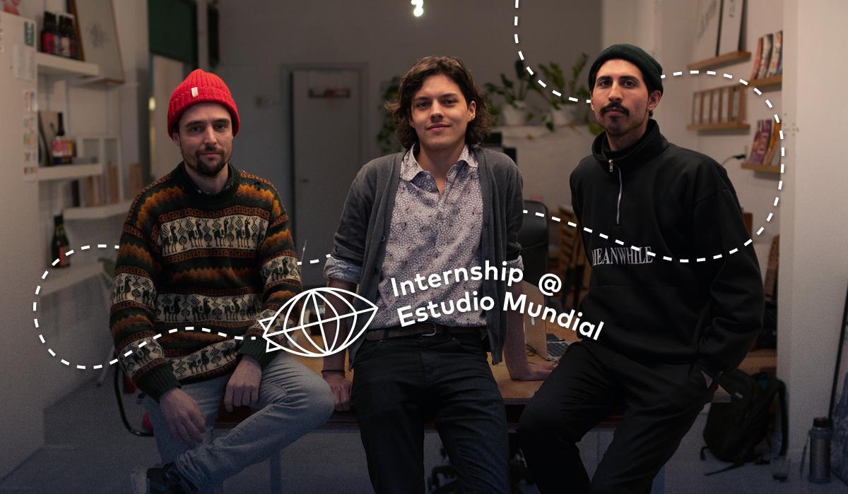 Internship @ Estudio Mundial